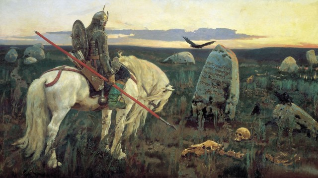 vasnetsov_a_knight_at_the_crossroads_1882